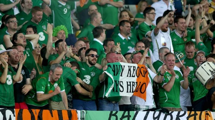 Video: 10 of the best goals scored against the Republic of Ireland