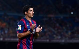 Video: Check out Luis Suarez's first goal in a Barcelona jersey