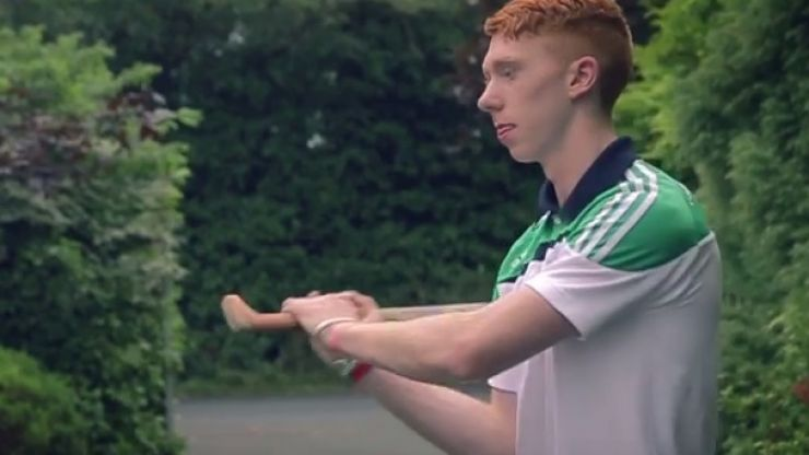 Video: Limerick minor captain Cian Lynch stars in the latest top notch All Ireland promo