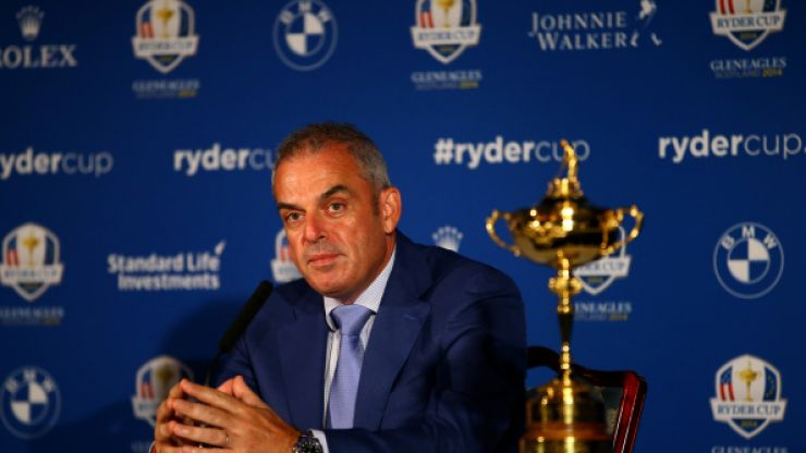 McGinley hands European Ryder Cup wildcards to Ian Poulter, Lee Westwood and Stephen Gallacher