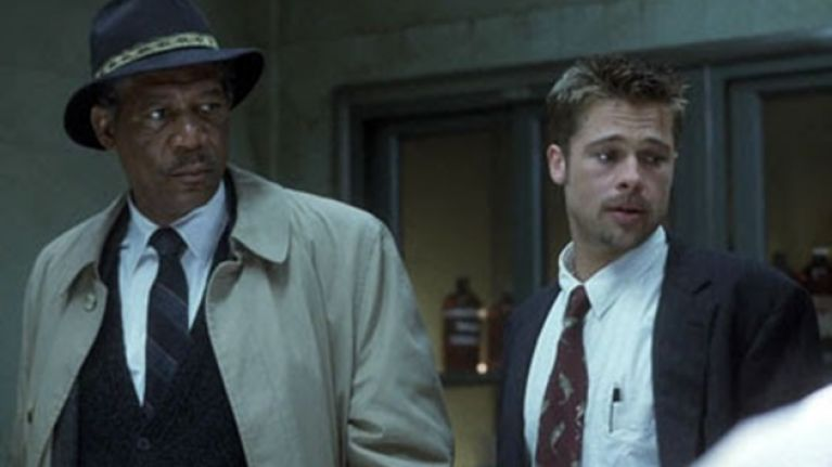 Se7en is 20 years old today so here are seven things that we love about the classic thriller