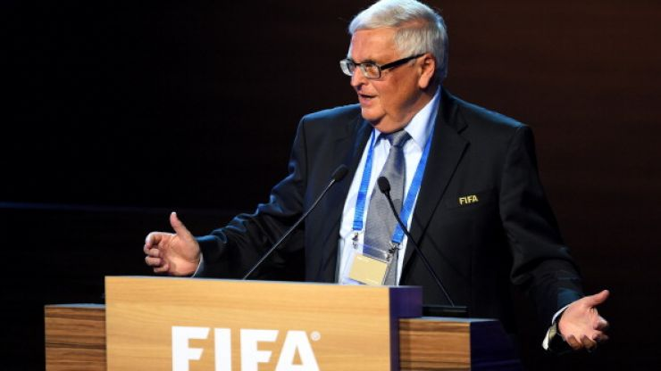 """FIFA official says that the 2022 World Cup in Qatar """"will not"""" happen"""