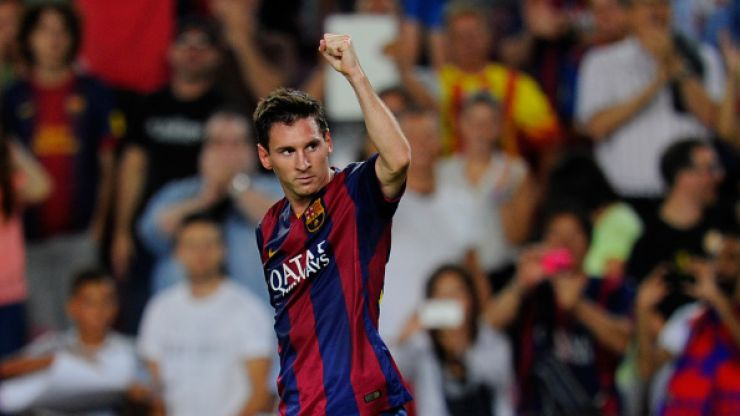 Law passed to ban parents naming their kids Messi in Messi's home town in Argentina