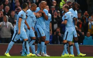 Pic: We're liking the look of Manchester City's new away kit