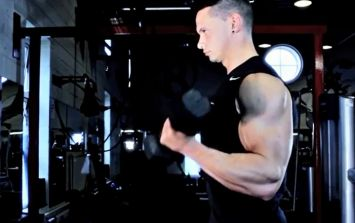 Andy Cullen's True Strength training series: Arms workout