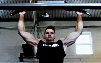 Andy Cullen's True Strength training series: Back workout