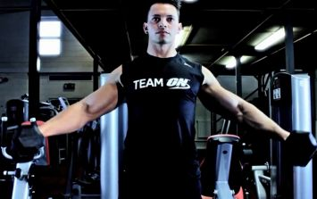 Andy Cullen's True Strength training series: Shoulders workout