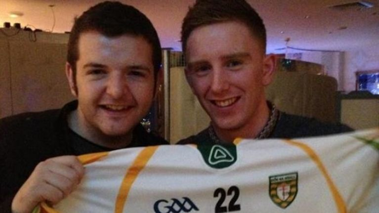 Pic: Comedian Kevin Bridges is behind Donegal all the way today