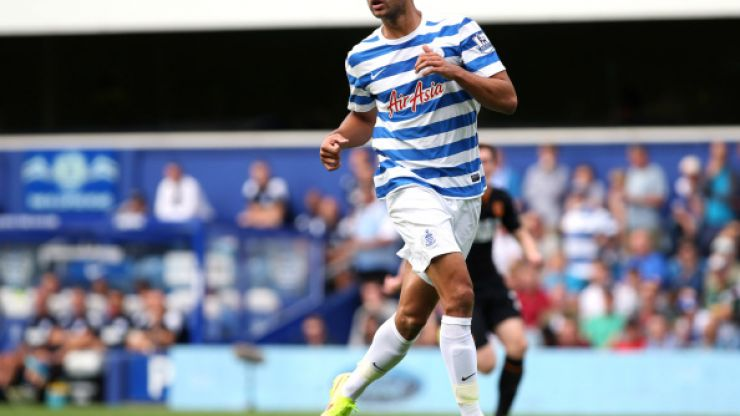 QPR's Steven Caulker arrested (wrongfully) for cheese theft!