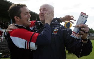 Noel Connelly and Pat Holmes set to take charge of the Mayo footballers