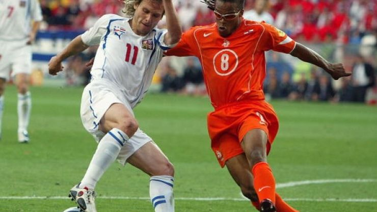 Video: 10 years ago, Holland and the Czech Republic played one of the greatest games in football history