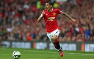 Vine: Angel di Maria's lobbed finish against Leicester City was just divine