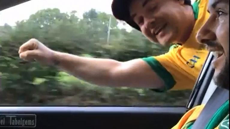 Video: Superman is on his way to Croke Park and he's supporting Donegal (Sort of)