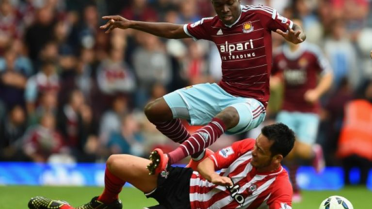 Vine: Enner Valencia's first goal for West Ham was an absolute beauty