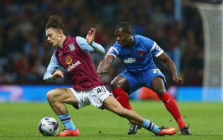 Irish underage star Jack Grealish has a funny jab at Aston Villa about his birthday