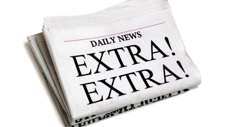 PIC: There aren't enough words to describe the genius of this newspaper headline
