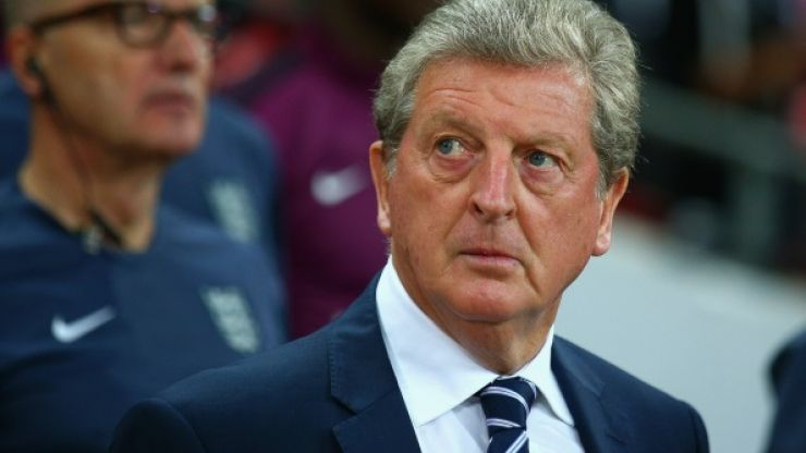 Vine: Angry Roy Hodgson exercising to The Prodigy's Firestarter is a mash-up you need to see