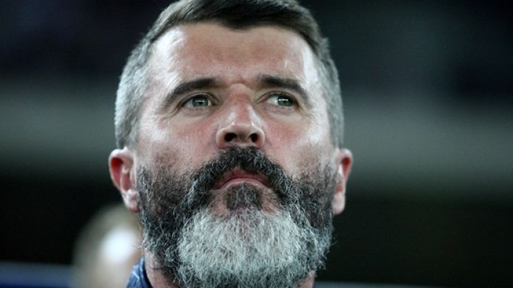 Pic of the day: Roy Keane's book gets the Rebel treatment in Cork