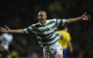 JOE's tribute to birthday boy Henrik Larsson
