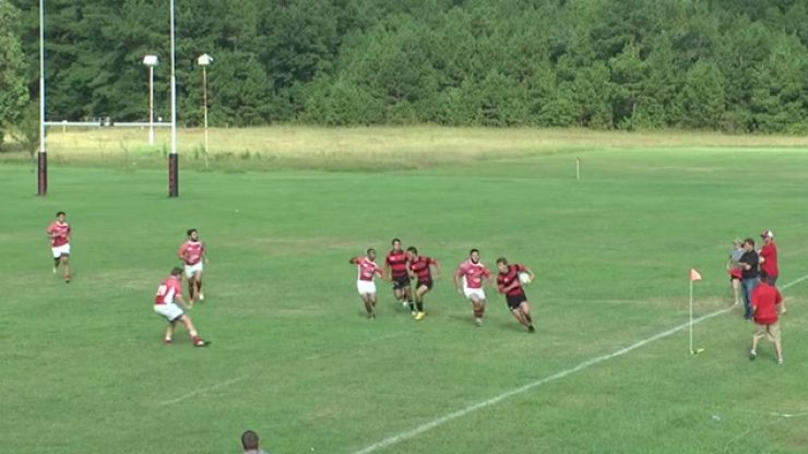 Video: Brian O'Driscoll shows his approval for ridiculous piece of college rugby skill