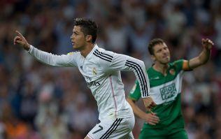 Video: Ronaldo runs riot in Spain yet again as he bangs in FOUR goals