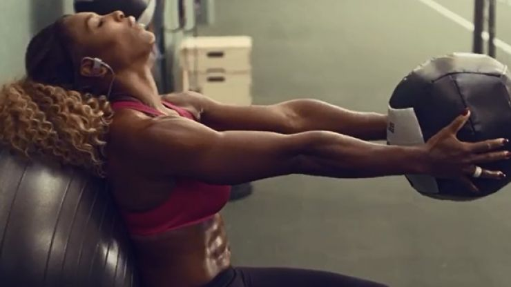 Video: The new Beats ad featuring Serena Williams is pretty damn cool