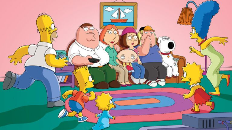 Gallery: Get a load of the latest images from the upcoming Simpsons/Family Guy crossover