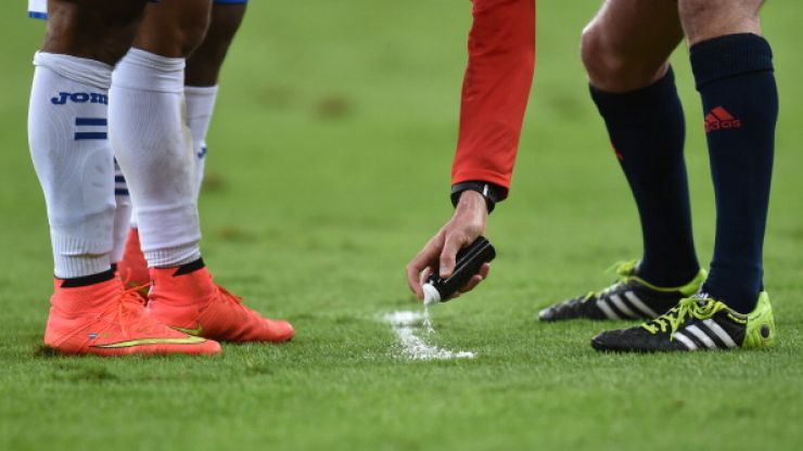 A Kilkenny legend reckons vanishing spray should be used in hurling to sort out the penalty mess