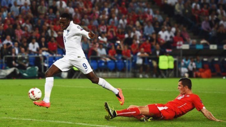 Vine: Arsenal's Danny Welbeck scores twice as England beat Switzerland