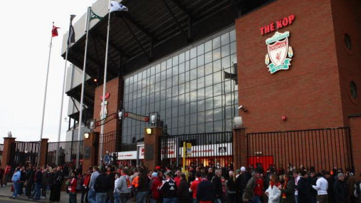 Liverpool granted planning permission to expand stadium by 8500 seats