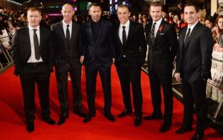 Pic: Manchester United's Class of '92 as you've never seen them before... on the labels of Coke bottles