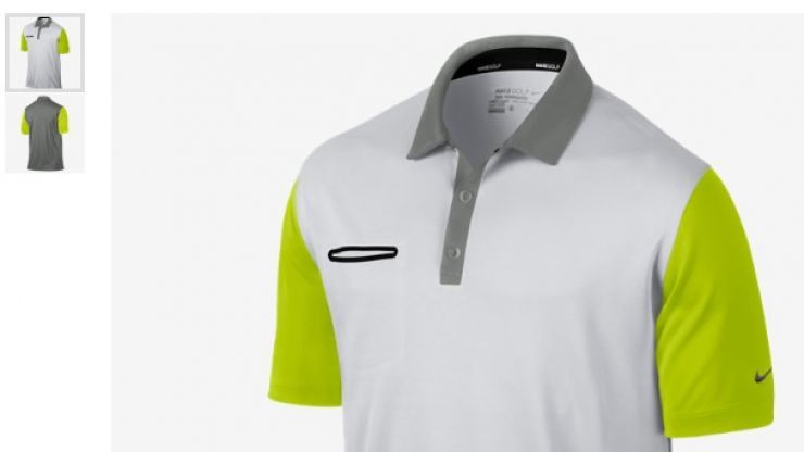 Pics: What do you make of the first Rory McIlroy-designed Nike gear?