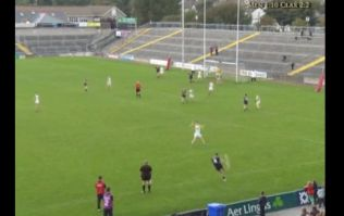 Video: Sensational Maurice Fitzgerald-esque point from Galway Intermediate final