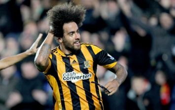 Pics: Tom Huddlestone finally gets his hair cut