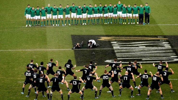 Be Inspired With Some Of The Best Ever Haka Responses Joe Is The Voice Of Irish People At Home And Abroad