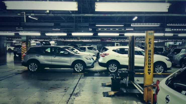 JOE goes to… Sunderland to see the construction of the all-new Nissan Qashqai