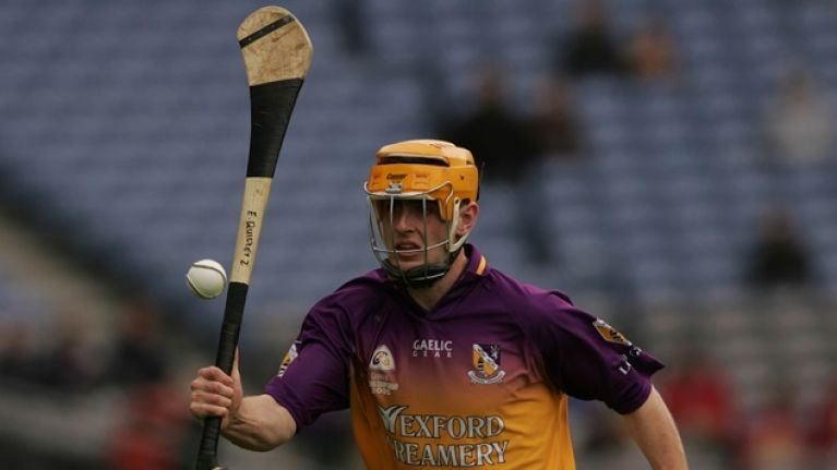 Video: On the day Eoin Quigley retires, bask in the wonder of his magic point in 2005