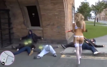 """Video: The """"Scouse"""" version of GTA is NSFW on many different levels"""