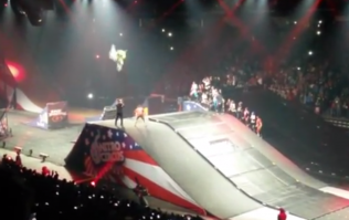 Video: Nitro Circus double front flip attempt goes horribly wrong