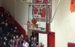 Video: High school basketball player shoots incredibly unlucky shot