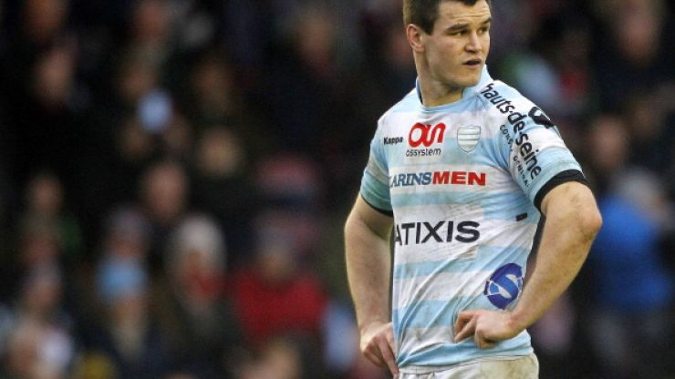 Racing Metro have targeted one of the biggest names in rugby to replace Jonny Sexton next season