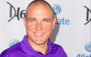 Retro pic of the day: The footballing purist that was Vinnie Jones slide tackles young Leeds fan