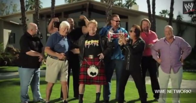 Video: WWE Legends' House might just be the best/worst reality show ever