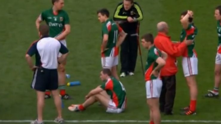 Video: Check out the trailer for this documentary about Mayo's curse and their quest for Sam