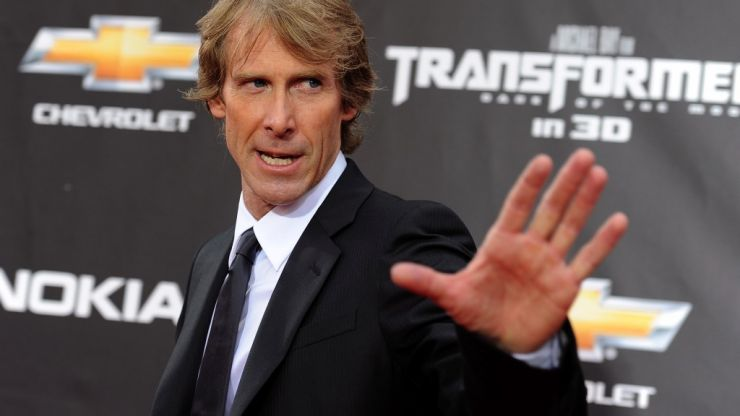 Video: Michael Bay says he's embarrassed over CES meltdown