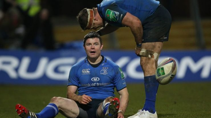 Happy Birthday BOD: 36 reasons to celebrate Brian O'Driscoll's birthday
