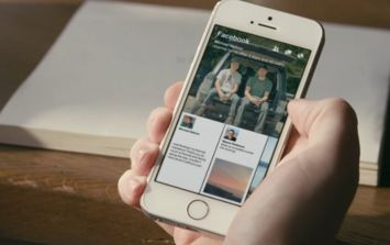 Video: Facebook wants you to kiss goodbye to your iPhone app as they launch Paper