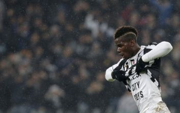 Video: A cracking goal and a lovely assist; Paul Pogba was in fine form for Juventus last night