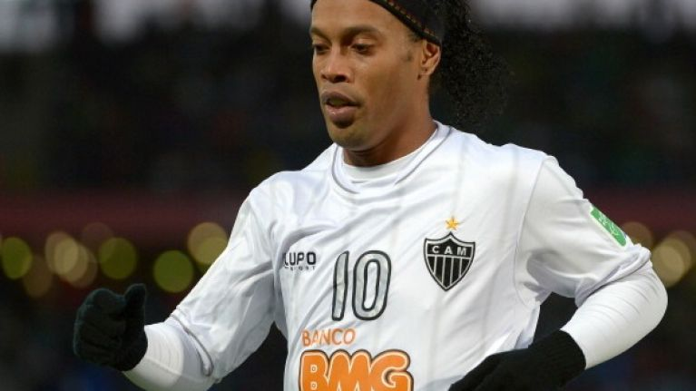 Video: A glorious compilation of Ronaldinho's skills from throughout his entire career