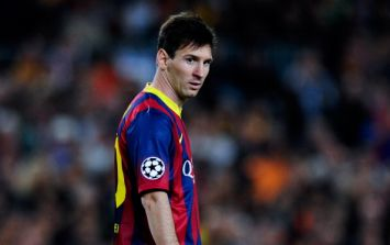 No space for Messi in the Uefa users' Team of the Year